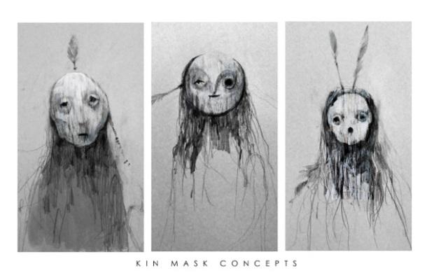 mask concepts copy