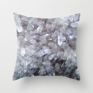 Crystal pillow