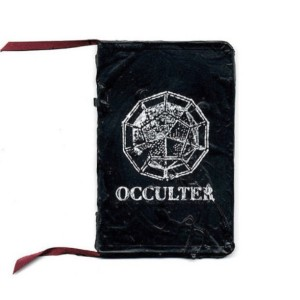 Occulter Rubber Sealed Notebook