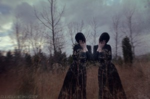 Self-Portrait by Ellie Lane