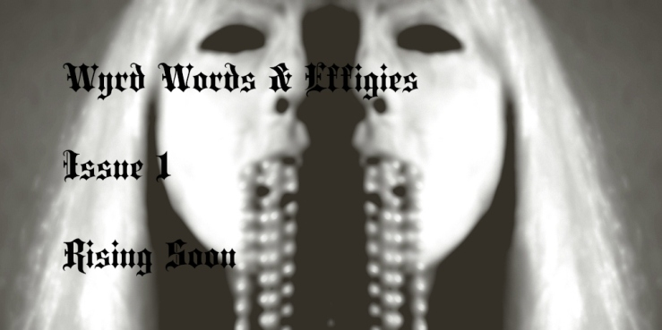 Wyrd Words Coming Soon