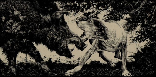 Vania-Zouravliov-Hound-and-Boar