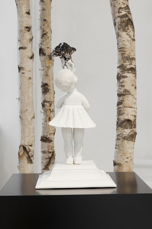 watching_the_fantasies_decay_2014_50x27x27cm
