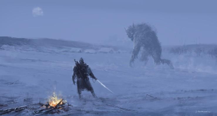 jakub-rozalski-nightwolf