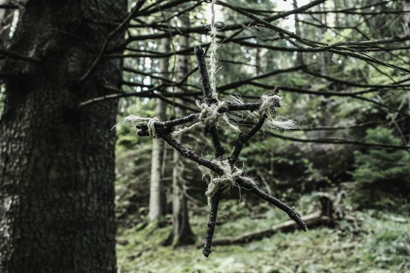 Blair Witch Stick Figures